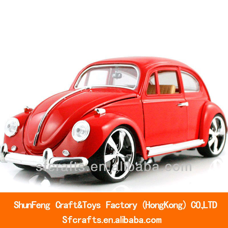 Fashion diecast metal model car 1 18 scale
