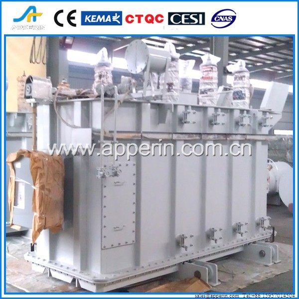 35kv On load tap changer Oil Power Transformer mv power transformer