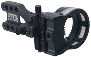 Spot Hogg Real Deal Sight Wrapped Large Guard 5 Pin .019 LH by Spot-Hogg Archery Products