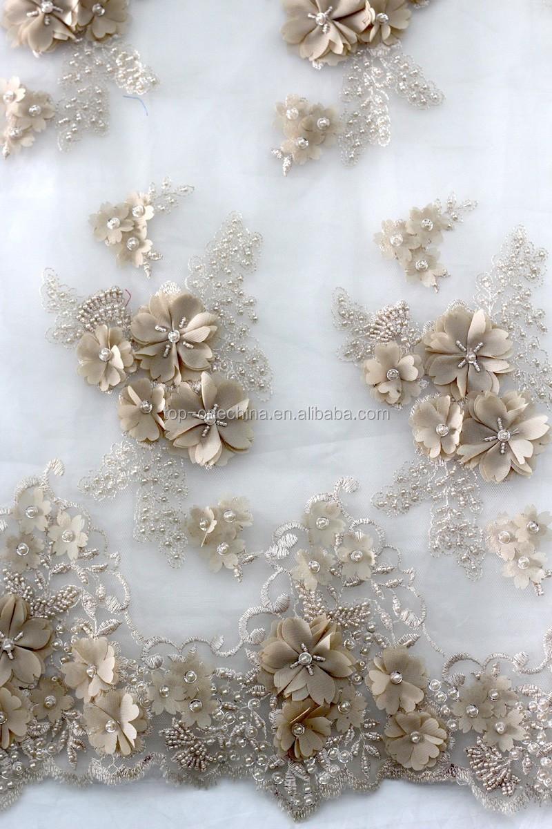 4e39c3ea7f White Lace Wedding Dress Fabric - raveitsafe