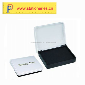 Factory direct supply Office Supplies stamp pad with high quality