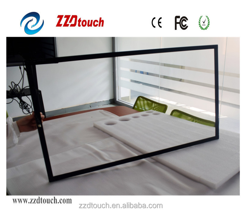 Customized Size Diy Touch Screen Overlay Buy Diy Touch Screen Overlay Ir Touch Screen Ir Touch Display Product On Alibaba Com