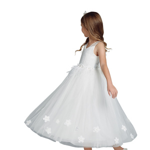 920f83b2b9 Baby girl children party dress kids Frill children party dresses in thailand