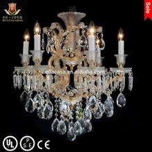 Led In Lamp Small Chandeliers 6 lights For Dinning Room