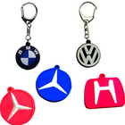 Promotional Custom Cheap Car logo keychain