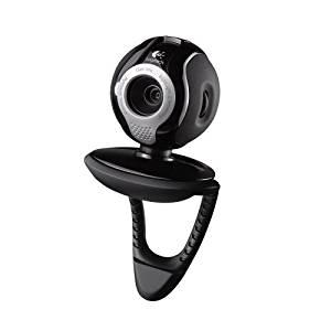 Logitech QuickCam Communicate Deluxe Webcam (Black)