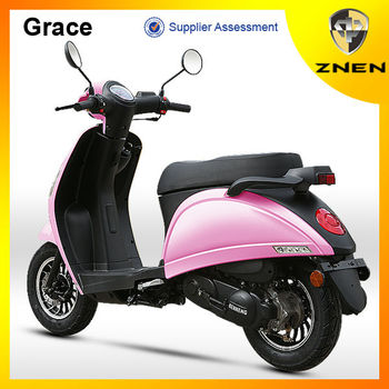 Znen motor grace model 2015 hot sale 50cc scooter 2015 for Where can i buy a motor scooter