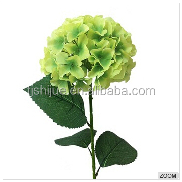 Iflower cheap wholesale lime green artificial flowers