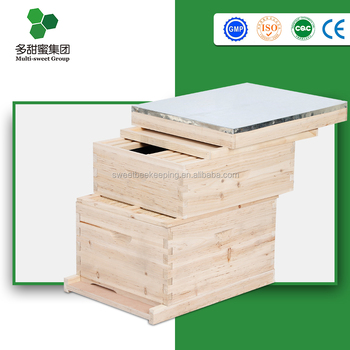 Bee Hive Manufacturer Whole Supplies 10 Frames Langstroth Beehive ...