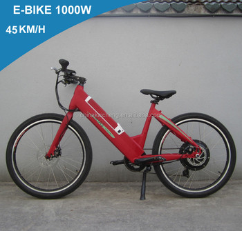Fastest Electric Mountain Bicycle Kit Sport Ebike