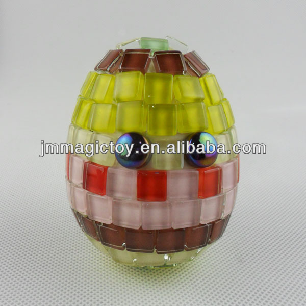 K-FOE 502 DIY Crystal Easter Egg Kids Mosaic Craft