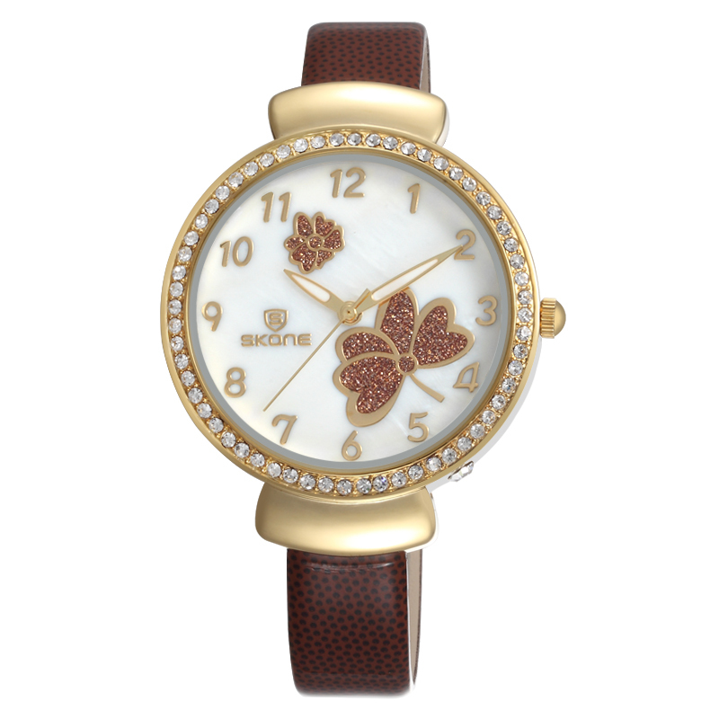 Cheap Pirce Made In China Leisure Woman Watch