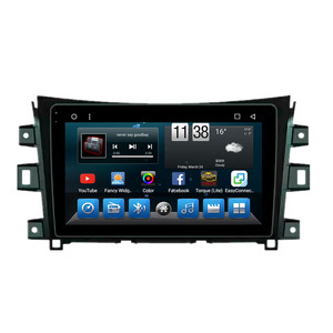 10.1'' Andriod Car DVD Player Multimedia Head Unit GPS Navigation and Entertainment System for Nissan Navara NP300 2014-2016