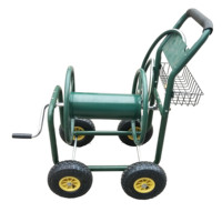 Garden Hose Reel Storage Cart