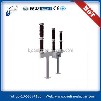 Lw38-40.5-72.5-126-145-252-363-500kv High Voltage Sf6 Circuit ...