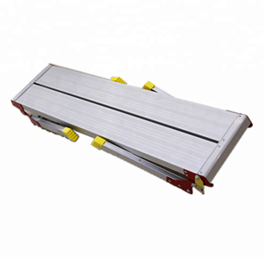 New big platform folding ladder