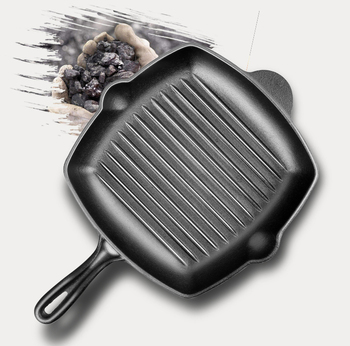 Cast Iron Grill Pan For Gl Top Stove