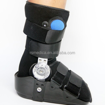 Manufacturer High Quality Medical Low Air Ankle Walker Boot