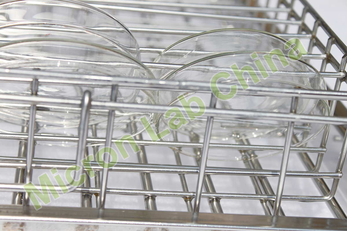 完全自動ワッシャー消毒、実験室のガラス器具、 120L 〜 420L 、 3 年保証