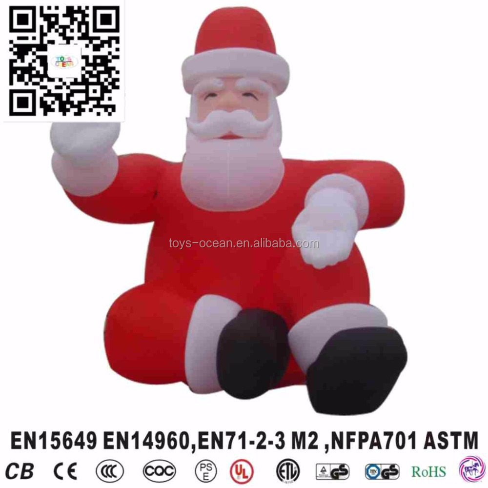 inflatable santa claus inflatable santa claus suppliers and