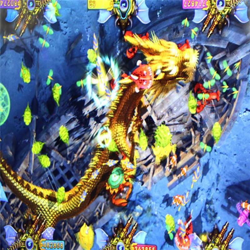 Deap Sea Dragon Hunter Table Hacked Delaware Deluxe Arcade