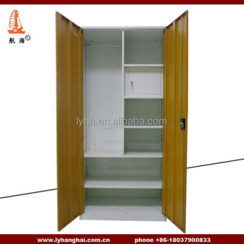Wardrobe Designs For Indian Homes 2 Door Closet Designs Girls Wedding Steel  Cabinet Ready Made Wardrobes
