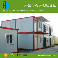 Prefabricated healthy office container drawing used for office caravan