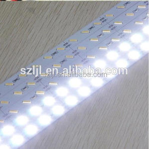 CE RoHS DC 12V 7020 SMD led rigid strip for Jewelry display ark lighting