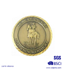 home decor high quanlity custom brass hard enamel challenge coin