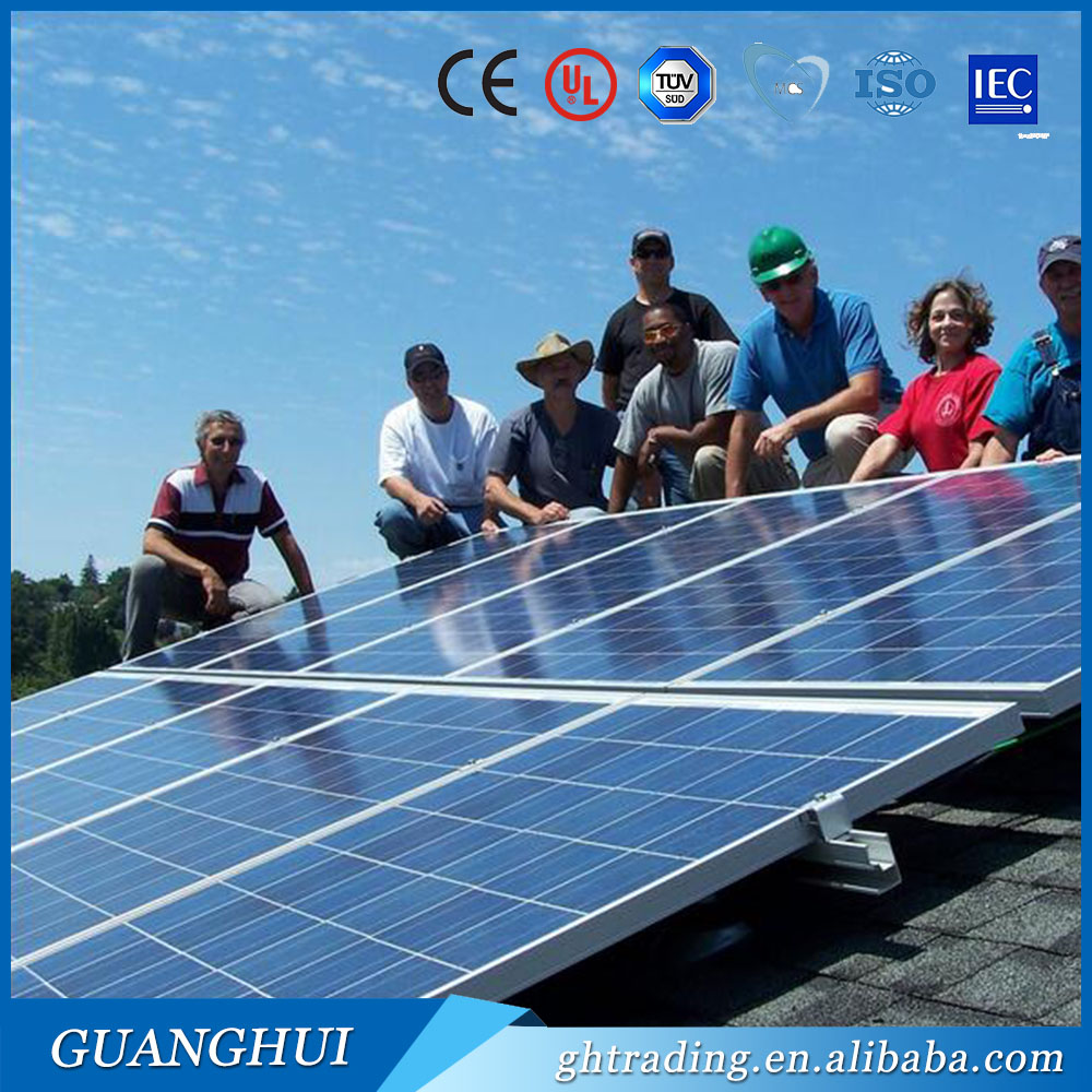 China made high quality A-grade cell poly 230w 240w 250w solar pv panel