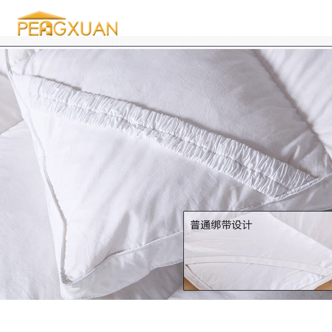 Jiangsu Factory Wholesales Hotel comfort goose feather mattress 5 star hotel mattress