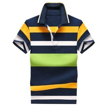 100% Cotton Custom Latest Mens Button Up Polo Shirts Wholesale