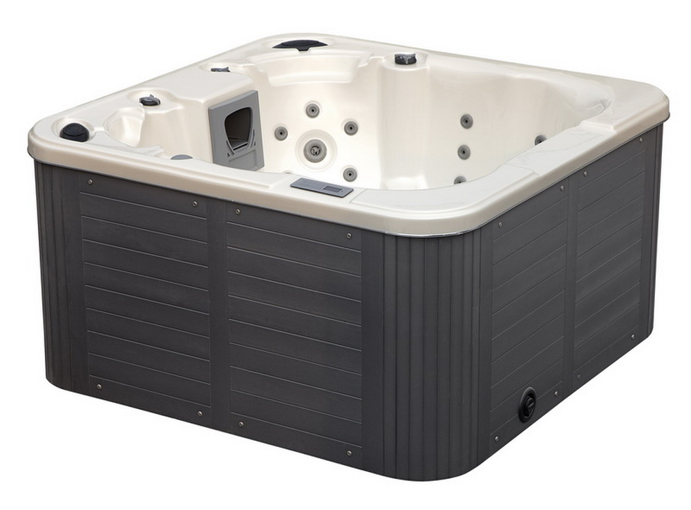 high end quality 4 person whirlpool outdoor spa balboa hot tub