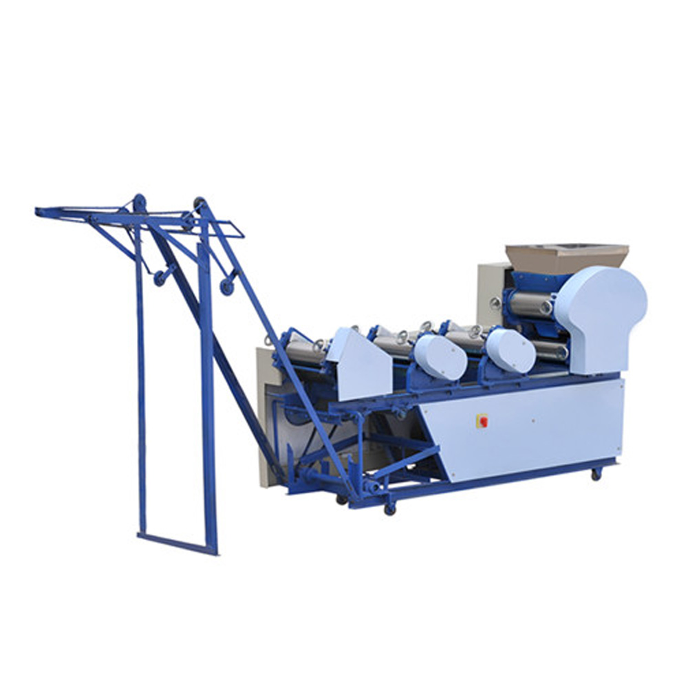 180-220kg/h Electric Commercial Fresh Buckwheat Noodle Making Machine / Automatic <strong>Corn</strong> Flour Noodle Making Machine