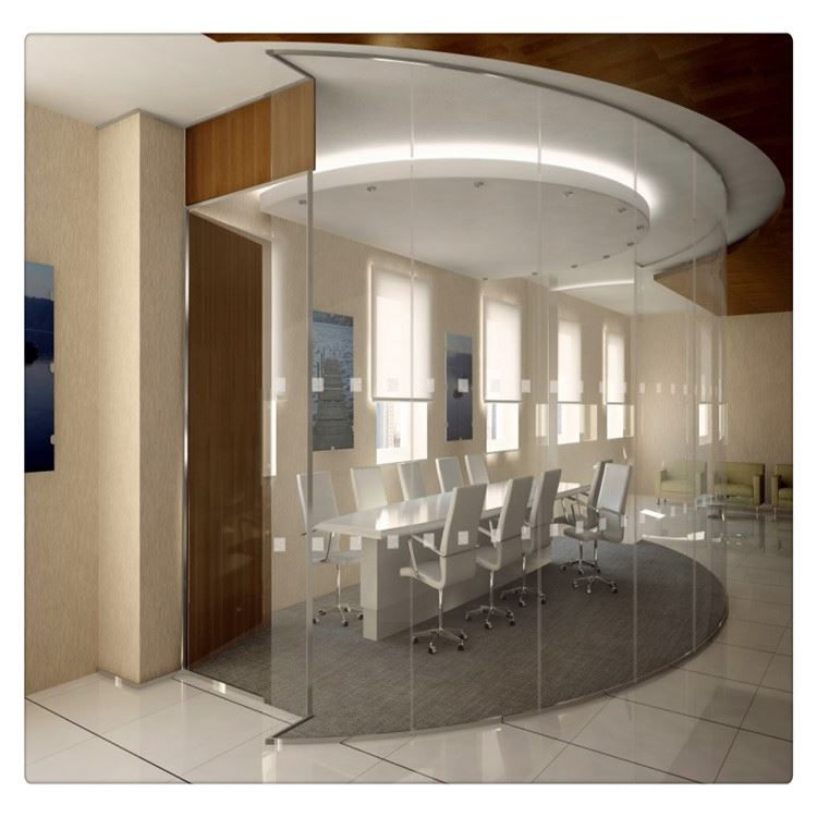 light-control glass Smart Glass or Switchable Glass for energy efficiency and heat and light control, automated shading