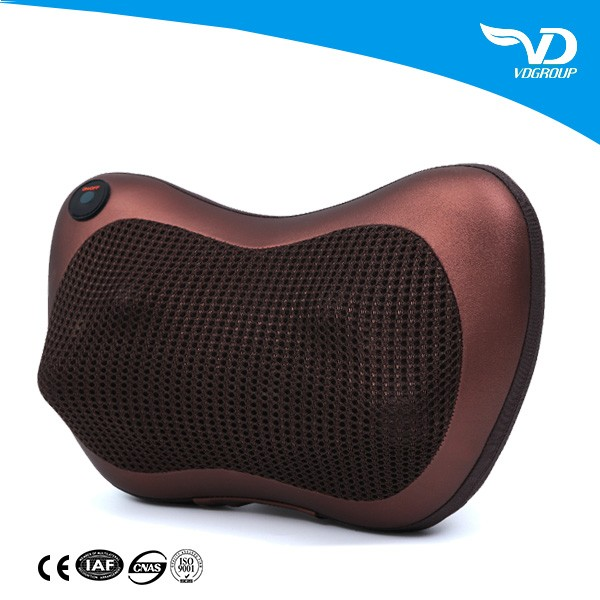 Mini battery operated vibrar martelo de percussão rotativo máquina de volta poderoso handheld massager do corpo elétrico