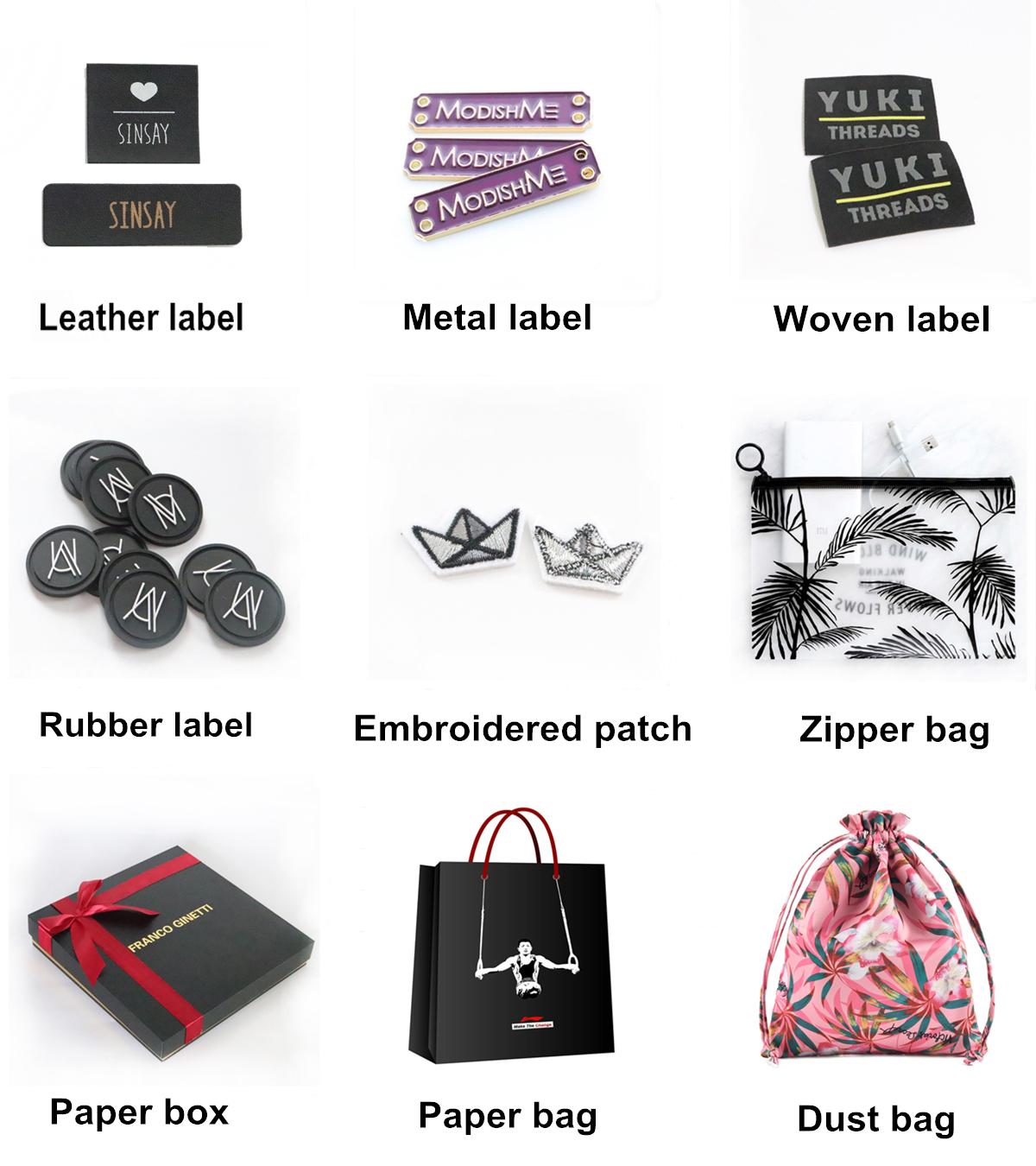 Neue Produkt Custom Kunststoff Hängen Tag String Schleife Mit Marke Logo Für Garment Kleidung Jean Tag