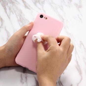 2017 Più Nuova Cassa Del Telefono Squishyper Iphone 7 Caso Sfondo