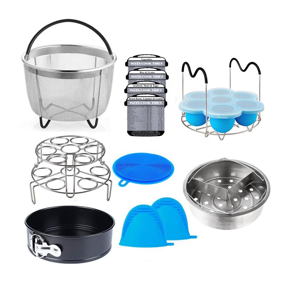 Cooking Steamer Accessories set 14 pieces Instant - Pot Accessories Set