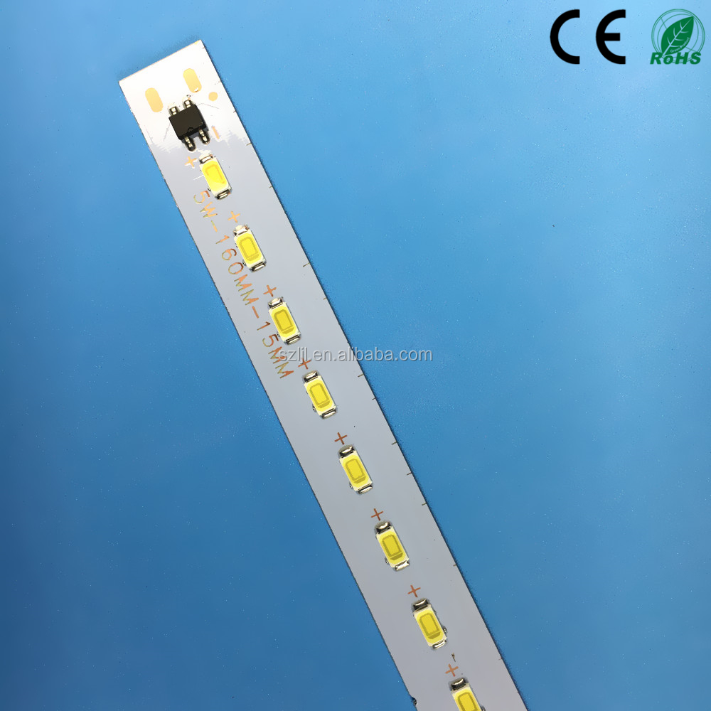 Aluminum PCB 5630 SMD LED Rigid Strip/Hard LED Strip Light 220V