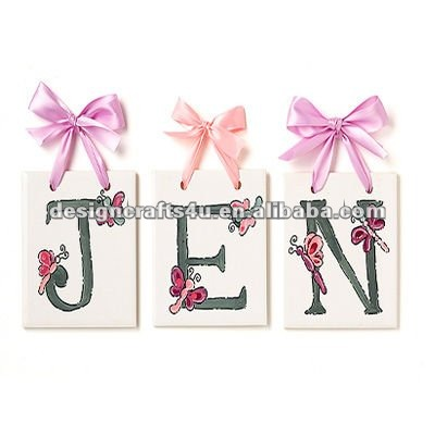 Decorative Custom Ceramic Letter Tiles For Wall Decoration Buy Beauteous Decorative Letter Tiles