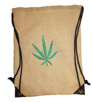15 X 20 Burlap Hemp Drawstring Bag - Buy Hemp Drawstring Bag ...