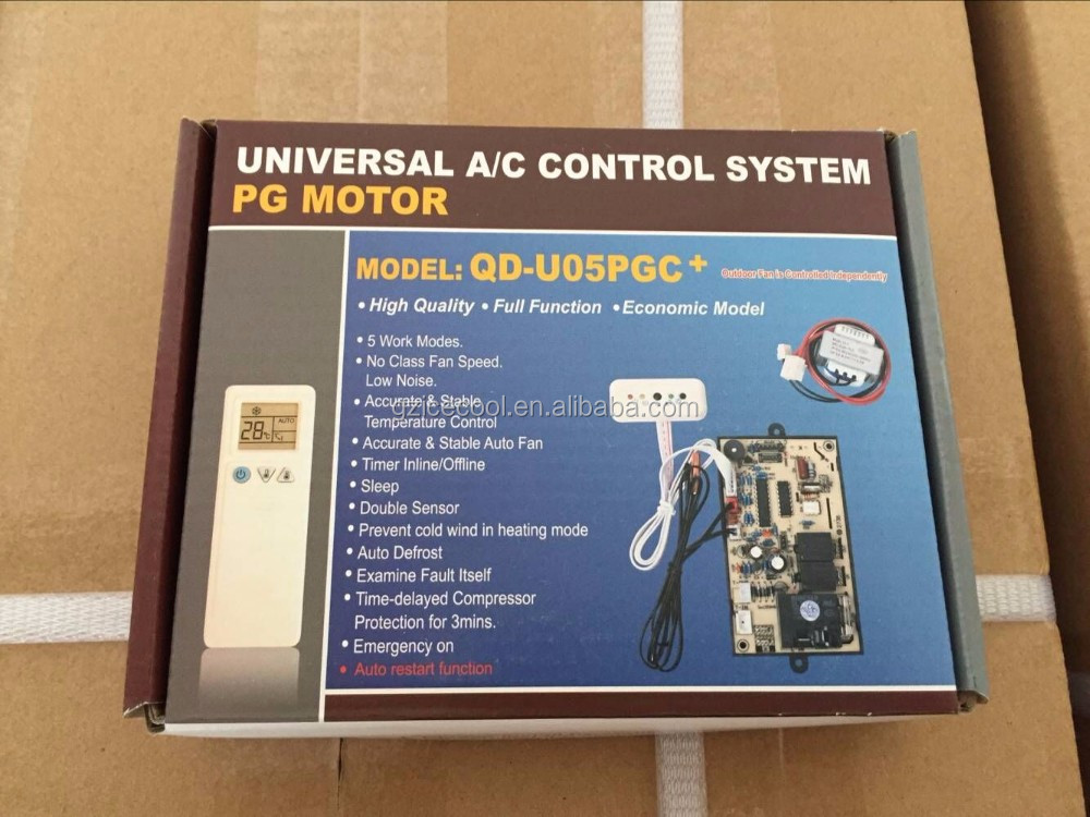 Qunda Split And Cabinet Air Conditioner Electronic Universal