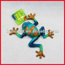 TPR squeeze frog ,soft plastic toy