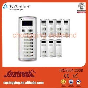 Security Door Entry System New Arrival Wifi Door Bell Machines For