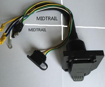Miraculous 7 Pin Plastic Flat Blade To 4 Pin Round Plastic Trailer Wiring Plug Wiring Cloud Inamadienstapotheekhoekschewaardnl