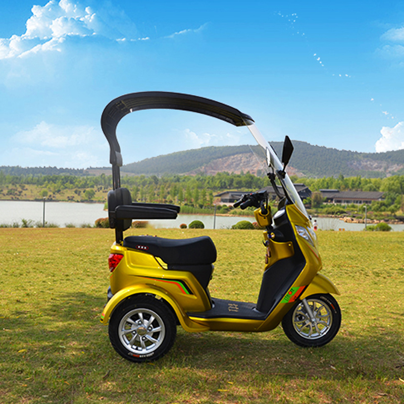 China manufacturer wholesale high quality 3 wheel electric mobility scooter with good price