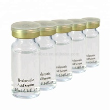 Cosmetic facial use serum for face pure hyaluronic acid serum whitening capsule