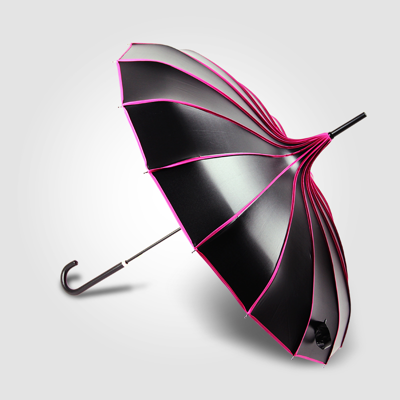 High quality and Low price Rain Umbrella, Foldable Umbrella with logo, 3 Folding Umbrella