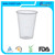 PP Disposable custom printed Plastic coffee cups disposable Plastic cup